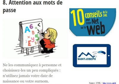 8-Attention aux mots de passe
