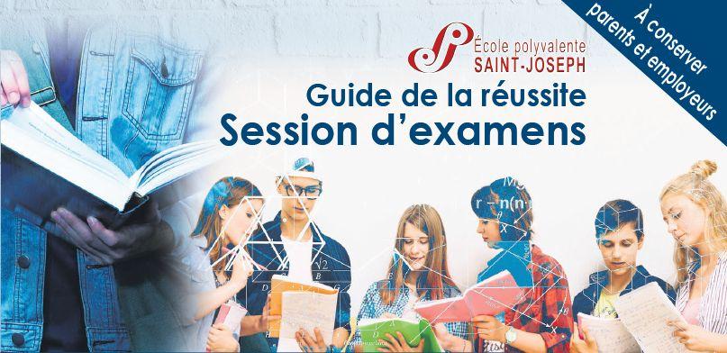 Session d'examens